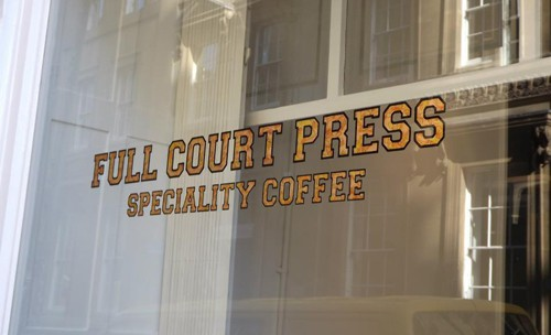 Full Court Press Speciality Coffee