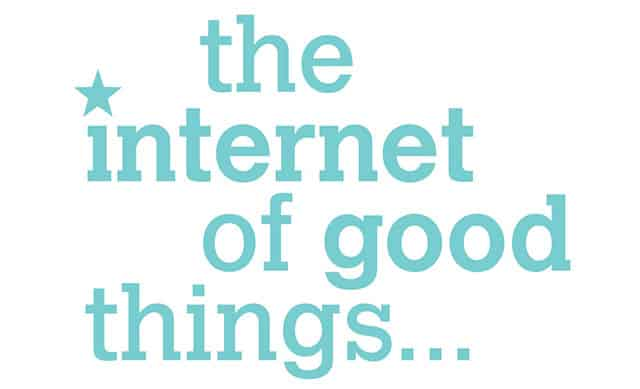 Updated the internet of good things conference is coming to bath soon tech - Nice things are nice ...