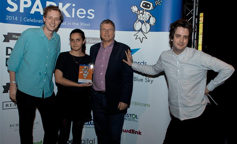 Wriggle: Winner of the SPARKies 2014 Best App award