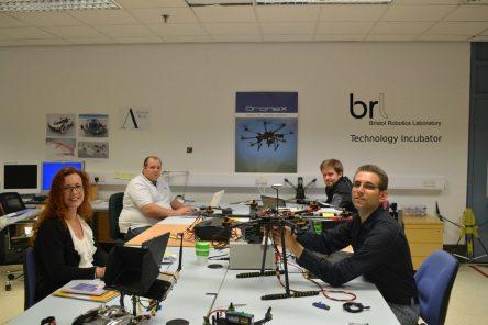 dronex team