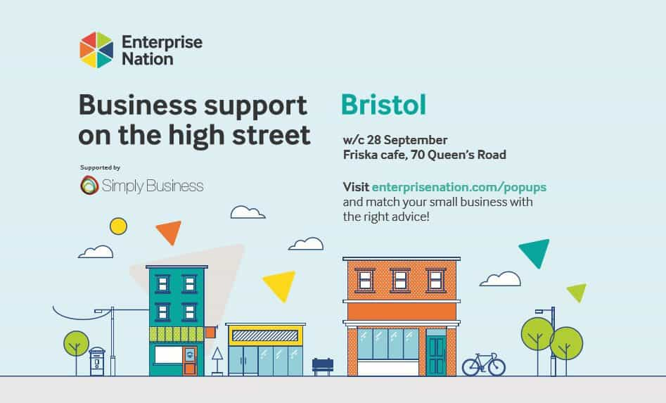 Free pop up business support clinic at bristols entrepreneurial free pop up business support clinic at bristols entrepreneurial friska cafe all this week techspark malvernweather Gallery