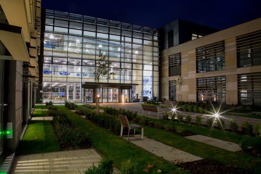 Bath Spa University Business Network Newton Park Campus