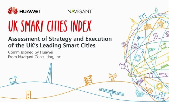huawei smart cities infographic
