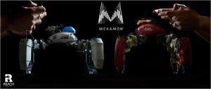 mekamon-robots