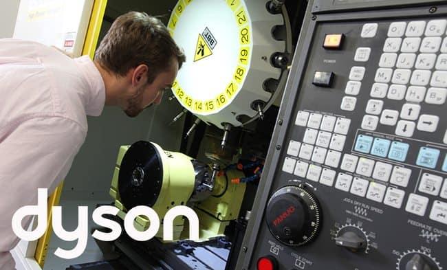 Spotlight on: Dyson lands in Bristol to develop smart home