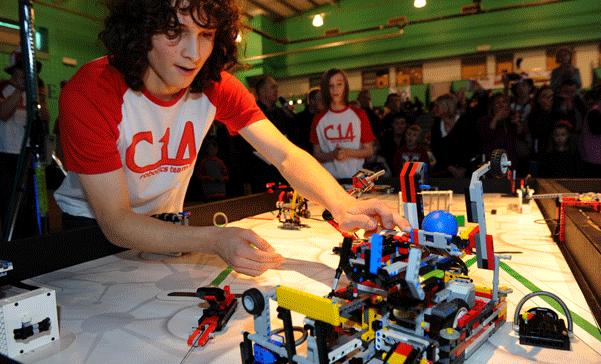 UWE Bristol to host national LEGO robotics competition -TechSPARK co