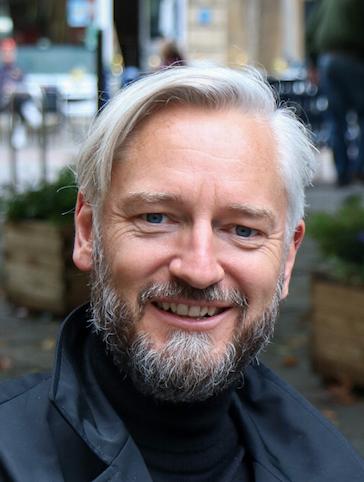 Headshot of Glenn Smith