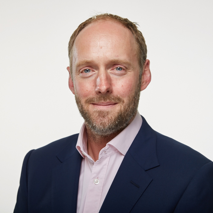 Steve Butterworth, CEO of Neighbourly