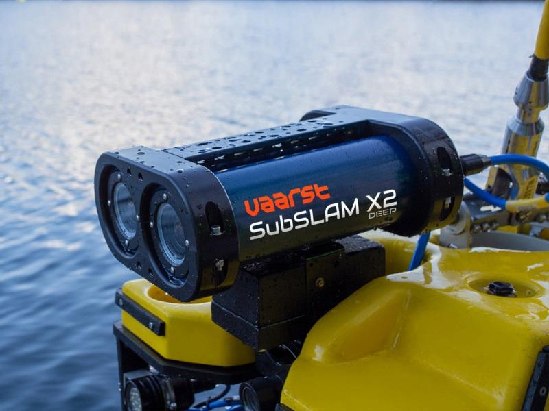 Vaarst - SubSLAM X2 3D imaging technology